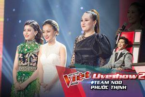 Liveshow 2: Noo dốc toàn lực đầu tư màn trình diễn 'xịn' cho 3 nữ chiến binh 'khủng'