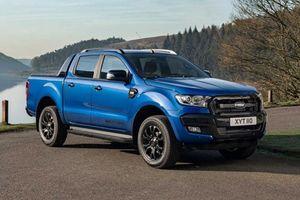 Ford bổ sung màu sơn lạ mắt cho Ranger Wildtrak