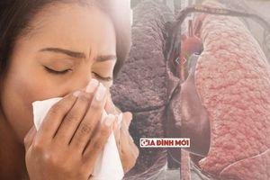 Các triệu chứng của bệnh ung thư phổi giúp bệnh nhân nhận biết sớm