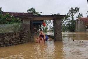 Thanh Hóa: 3 người tử vong và mất tích do mưa lũ