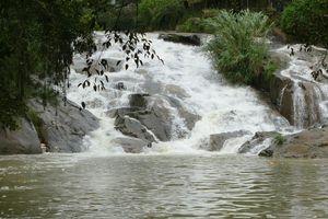 Cận cảnh vẻ đẹp của thác nước Cam Ly