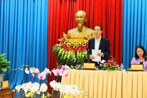 Hội thảo khoa học về thân thế và sự nghiệp cách mạng của Chủ tịch Tôn Đức Thắng
