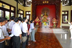 An Giang tổ chức chuỗi hoạt động kỷ niệm 130 năm ngày sinh Bác Tôn