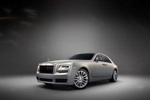 Ngắm nhìn phiên bản đặc biệt Rolls-Royce Silver Ghost Collection