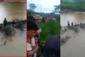 Phát hiện thi thể đàn ông trên sông sau 3 ngày mất tích