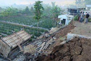Đảo Lombok của Indonesia lại rung chuyển vì động đất