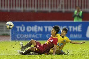 VCK U15 Quốc gia: Hạ Sanna Khánh Hòa, SLNA vào chung kết