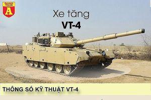 Thấy gì khi xe tăng được Trung Quốc tự hào trên cơ T-90 Nga và T-84 Ukraine bị trả lại?