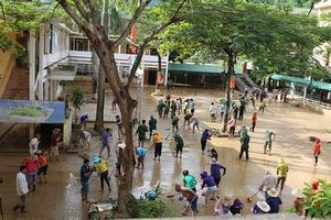 Nghệ An: Hàng ngàn học sinh chưa thể tựu trường