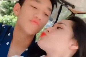 Trọng Đại U23 và bạn gái mới công khai tình tứ gây tranh cãi tuần qua