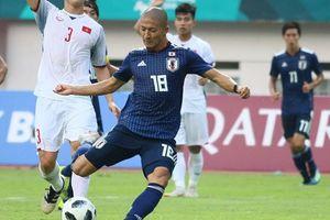 Nhật Bản có giấu bài khi thua Olympic Việt Nam?