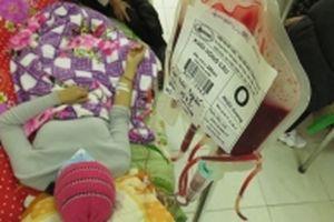 Nhiều bệnh nhân đang mòn mỏi chờ nhóm máu O
