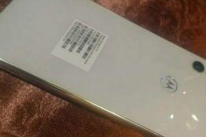 Motorola One đạt chứng nhận với màn hình 5,86 inch HD, pin 3.000 mAh