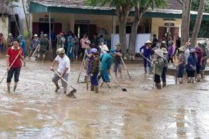 Nghệ An: Đề xuất hỗ trợ khẩn cấp 350,74 tỷ khắc phục hậu quả mưa lũ
