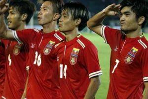 ASIAD 18: 'Chỉ' thắng Olympic Iran 2 bàn, Olympic Myanmar ngậm ngùi bị loại
