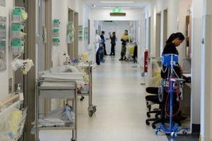 Mỹ: Bệnh nhân yếu ớt nằm trên giường, bác sĩ 'tranh thủ' sờ ngực