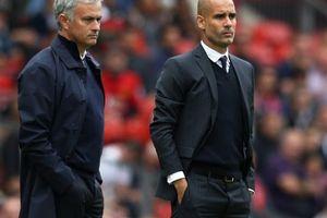 HLV Guardiola đáp trả chỉ trích của Mourinho