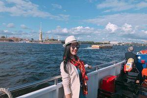 Á hậu Doanh nhân Trần Bảo Linh – Từ người đẹp kinh doanh đến nữ doanh nhân thành đạt
