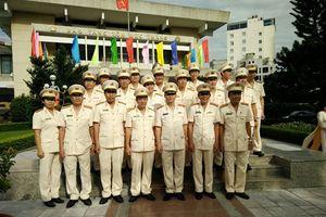 Công an TP.HCM dâng hương kỷ niệm 130 năm ngày sinh chủ tịch Tôn Đức Thắng