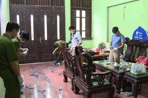 Công khai điện thoại tiếp nhận thông tin thủ phạm giết 2 vợ chồng ở Hưng Yên