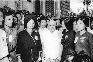 Chủ tịch Tôn Đức Thắng- Tấm gương đạo đức cách mạng sáng ngời