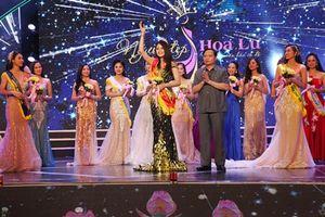 Chung kết cuộc thi 'Người đẹp Hoa Lư 2018'