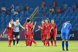 Tuyển nữ Việt Nam được thưởng gấp đôi Olympic Việt Nam