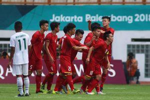 Olympic Việt Nam gặp Bahrain ở vòng 1/8 ASIAD