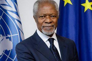Điều chưa từng biết về cố Tổng thư ký LHQ Kofi Annan