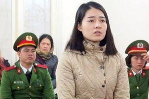 'Hot girl' Hưng Yên lĩnh án tử vì tham 10 triệu đồng