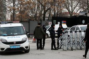 Đại sứ quán Mỹ tại Thổ Nhĩ Kỳ bị tấn công