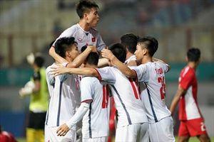 Đối thủ tiếp theo của Olympic Việt Nam tại ASIAD 18 là ai?