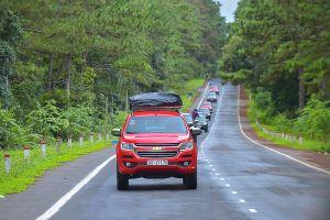 Chevrolet Trailblazer: Hành trình cảm xúc đến từ thương hiệu xe Mỹ