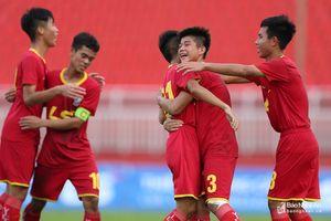 VCK U15 QG 2018: Sông Lam Nghệ An chạm trán Viettel tại chung kết