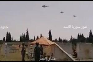 'Hổ Syria' tung phi đội trực thăng về Hama, sẵn sàng làm cỏ thánh chiến