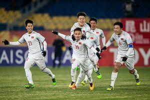 Đã xác định được đối thủ của U23 Việt Nam tại vòng 1/8