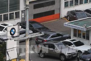 Bắt đầu thu hồi 42 dòng xe BMW chạy bằng dầu diesel tại Hàn Quốc