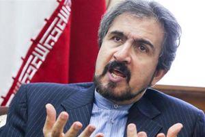 Iran đề nghị EU 'tăng tốc' các nỗ lực cứu vãn thỏa thuận hạt nhân