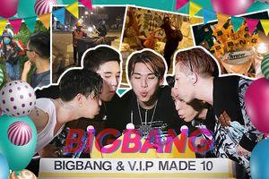 Fan BigBang trên khắp thế giới ăn mừng sinh nhật thứ 12 của nhóm ra sao?