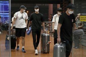 4 VĐV bóng rổ Nhật bị đuổi về nước vì cáo buộc mua dâm