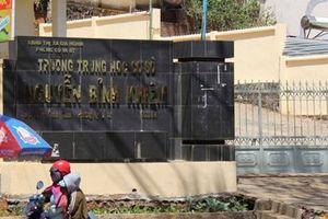 Bắt giam Phó Hiệu trưởng trường THCS Nguyễn Bỉnh Khiêm ở Đắk Nông