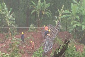Sơn La: Khắc phục sự cố mất điện diện rộng