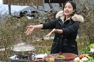 Nguyễn Khánh Vương Anh: Khát khao khám phá ẩm thực - du lịch Việt