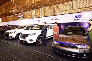Vietnam Motor Show 2018 - Mang tới những trải nghiệm đa dạng cho khách hàng