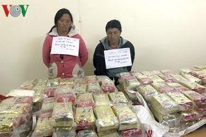 Tử hình 3 đối tượng mua bán gần 171kg heroin tại Điện Biên