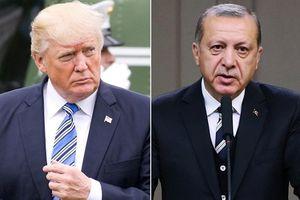 Thấy gì từ quan hệ Mỹ - Thổ Nhĩ Kỳ?