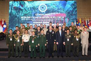 Quân đội nhân dân Việt Nam sẵn sàng tham gia trợ giúp các nước khắc phục hậu quả thiên tai