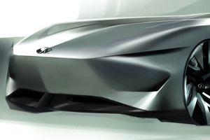 Xe điện Infiniti Prototype 10 đẹp như tạc tượng