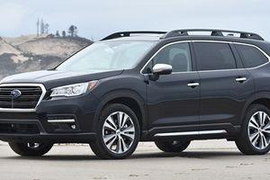 Subaru tiêu hủy xe do lỗi sản xuất