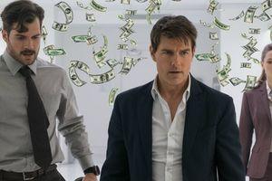 'Mission: Impossible – Fallout' đạt được 500 triệu USD doanh thu phòng vé